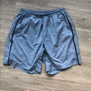 Lululemon's men's shorts